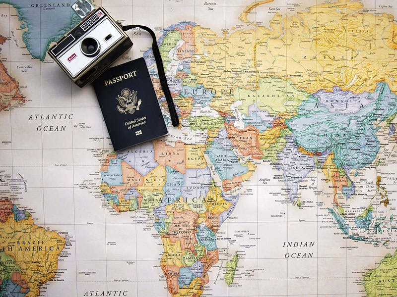 Pacote de viagem Europa