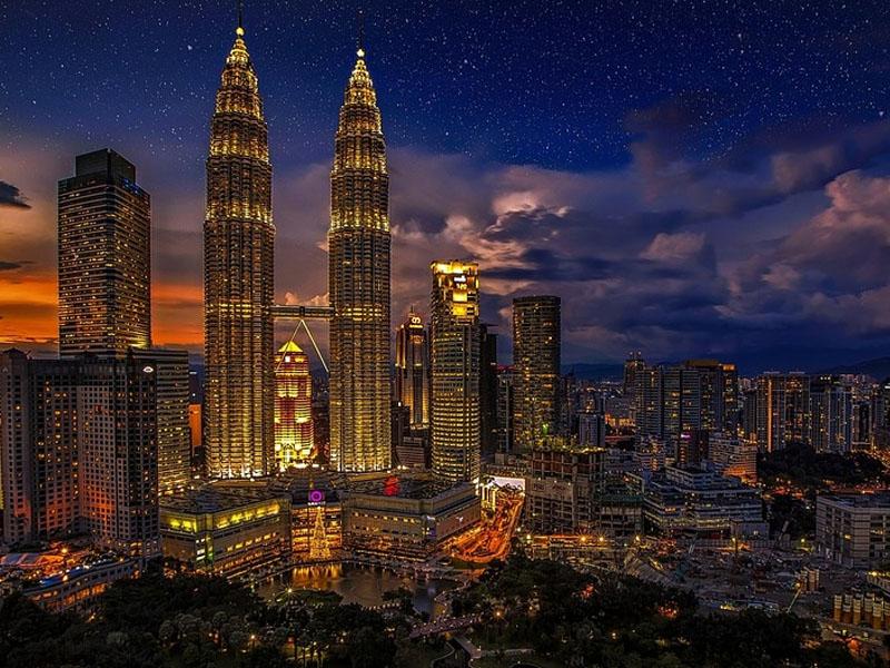 monumentos famosos na Malásia