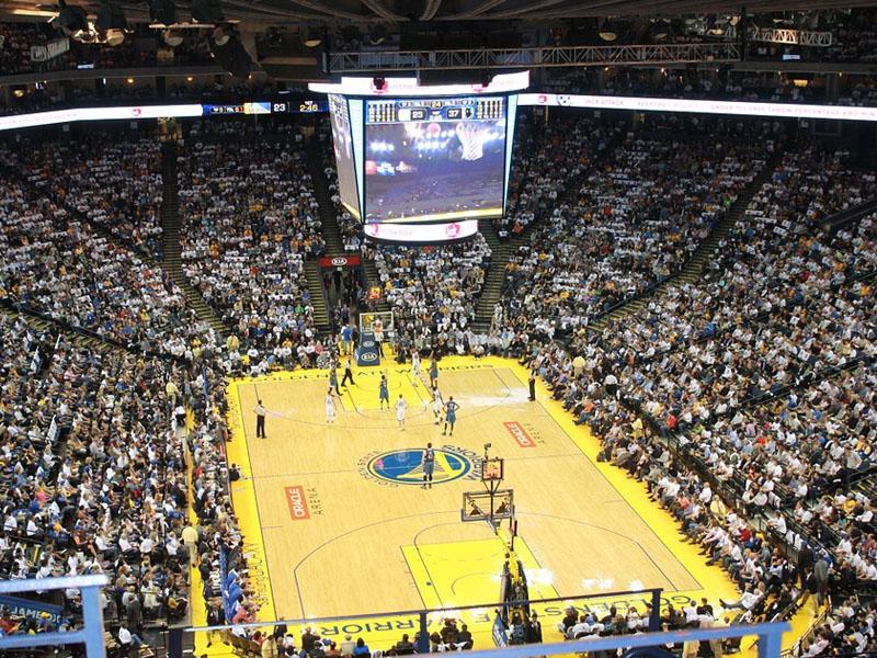 Melhores jogos da NBA nos Estados Unidos