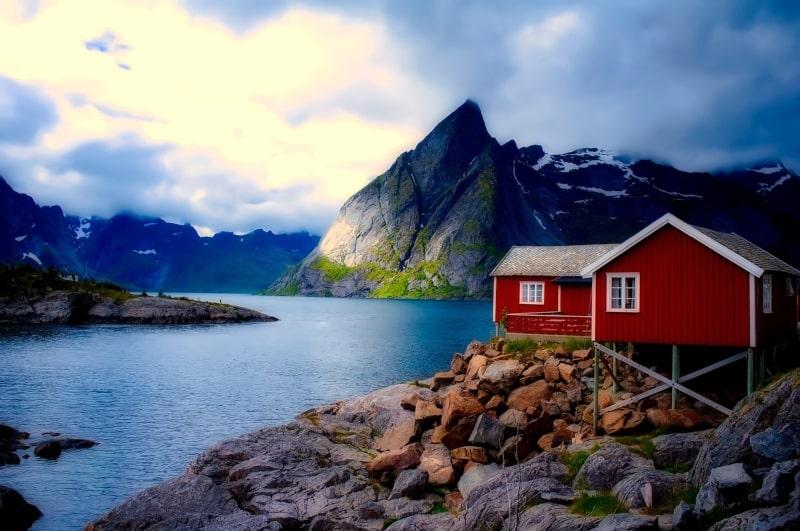 Capital da Noruega