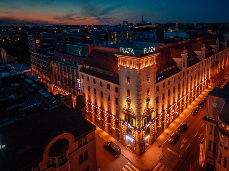 Hotéis em Helsinque