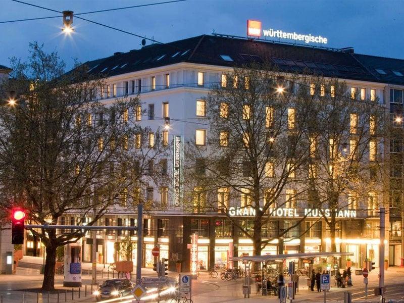 Hoteis em Mitte, Hannover