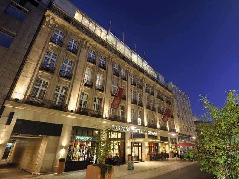 Hotéis no Centro Histórico de Hannover