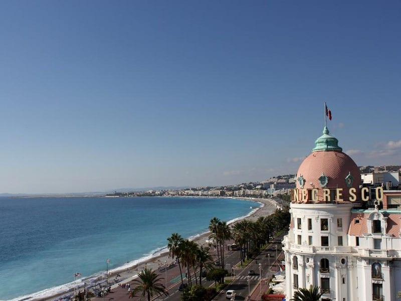 Hotel cm custo benefício em Nice
