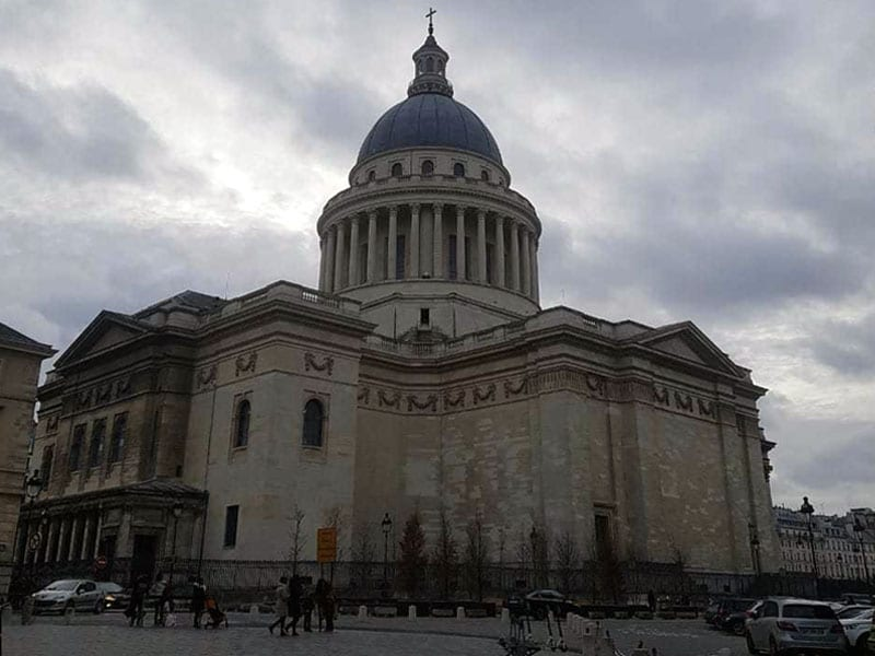 Pontos turísticos de Paris