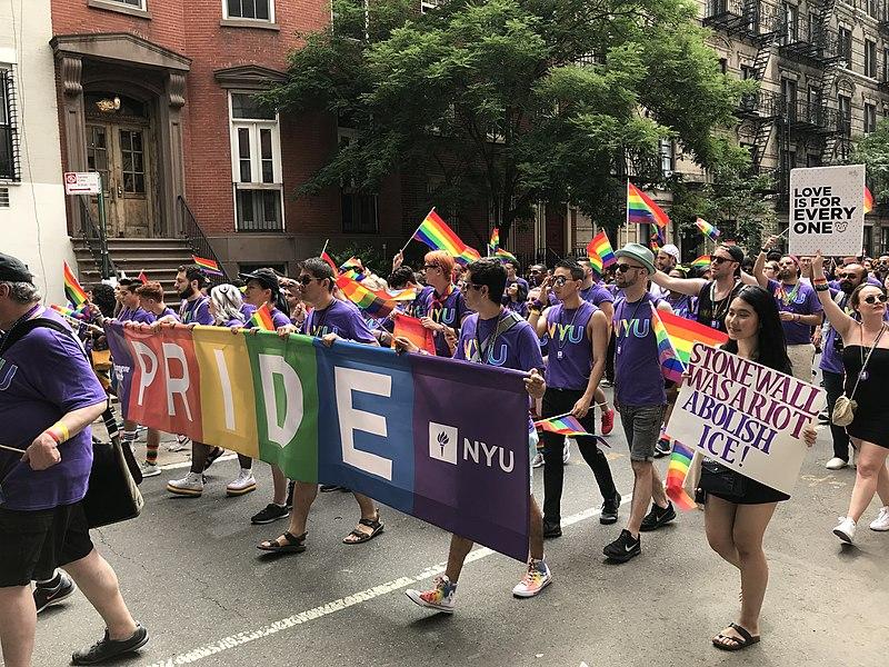Paradas gay mais conhecidas do planeta