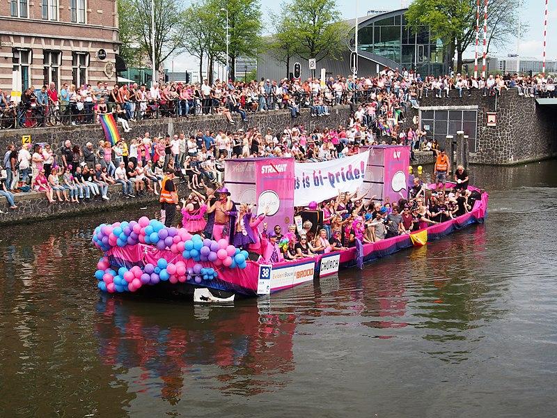Manifestações populares na Holanda
