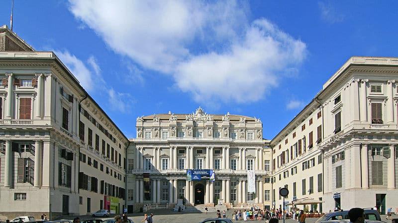 Passeios nos pontos turísticos de Genova