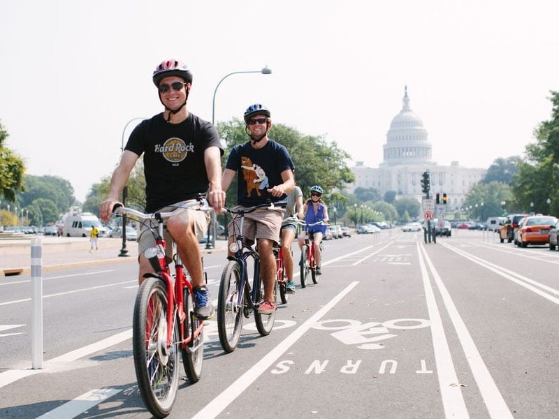 Roteiro de viagem em Washington