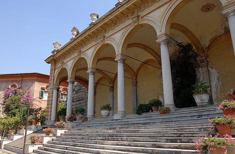 Arquitetura de Gênova
