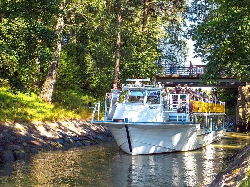 Turismo na Finlandia