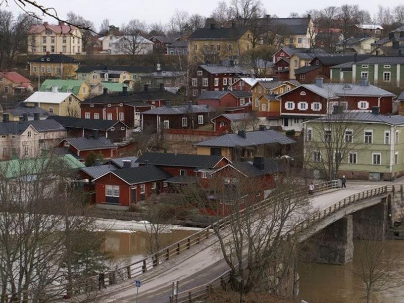 Pontos turísticos da Finlândia