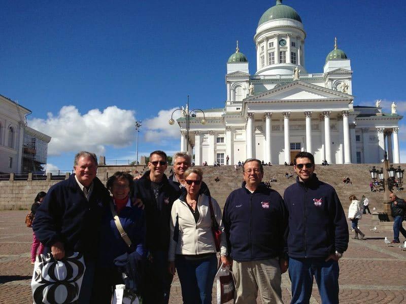 Tours em Helsinque