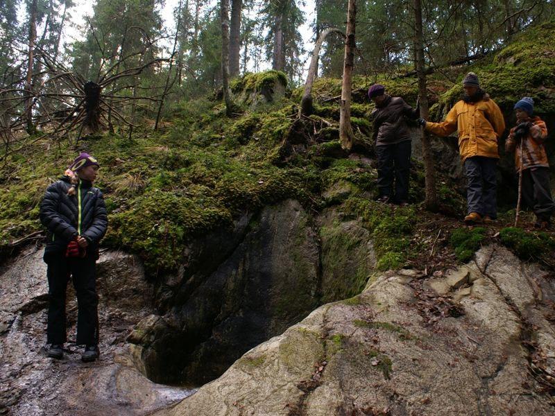 Excursão para toda familia na Finlandia