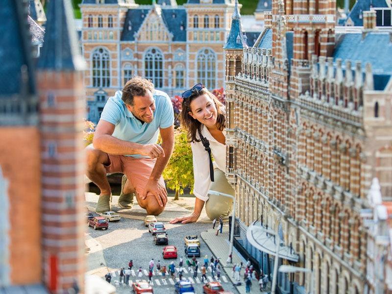 Roteiro por Amsterdam