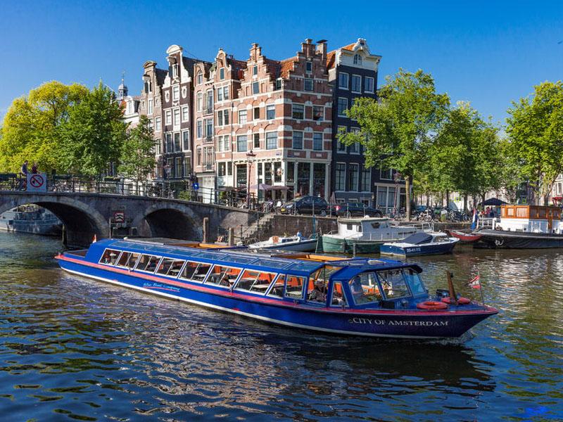 Passeios na Holanda