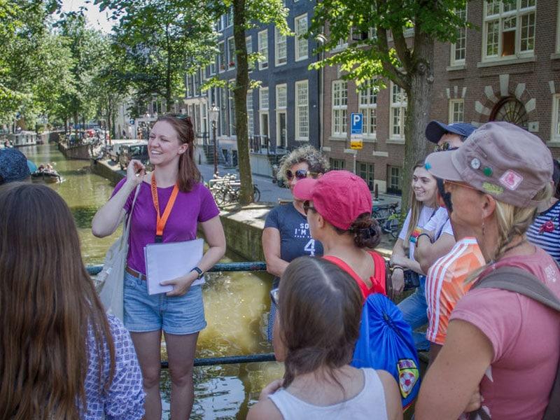 Dicas da Holanda sobre roteiros