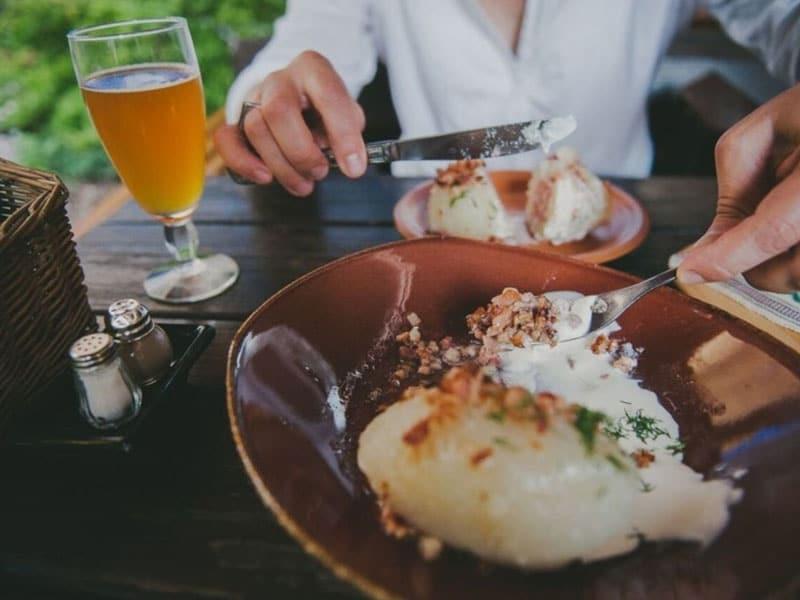 Tour gastronomico na Lituania