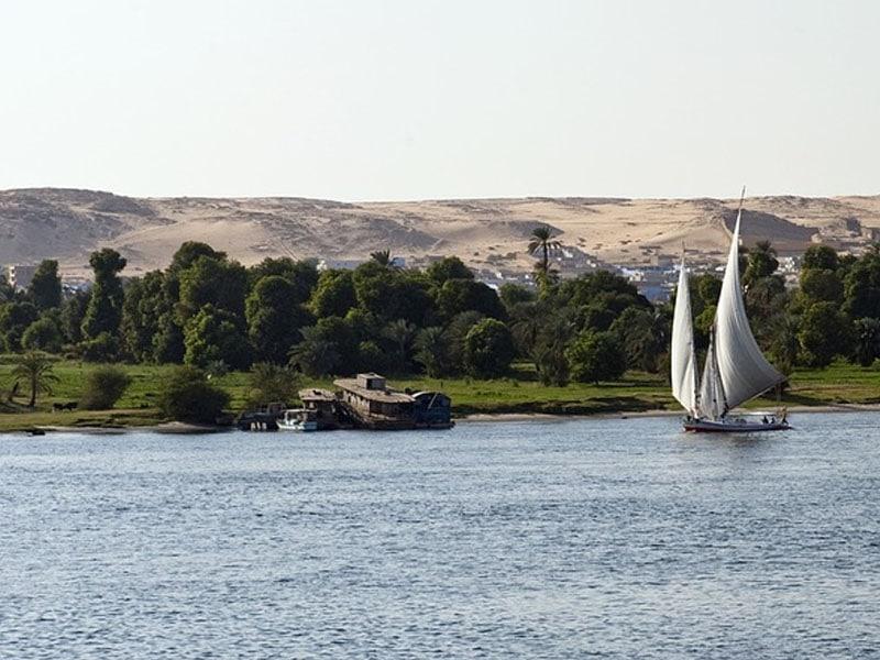 Regiões turísticas do Egito