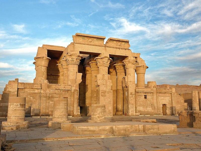 Roteiro em Kom Ombo, no Egito