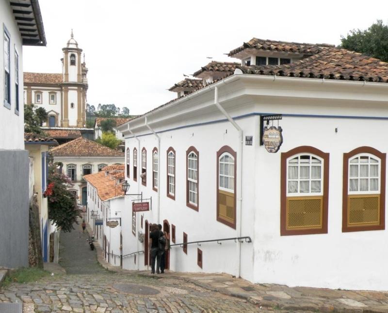 Pousa colonial Ouro Preto