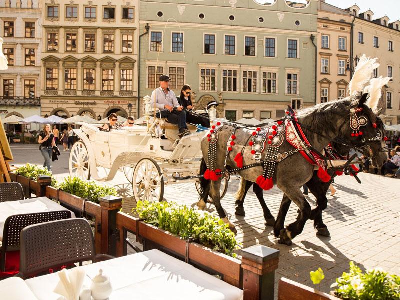 Principais restaurantes da Polônia