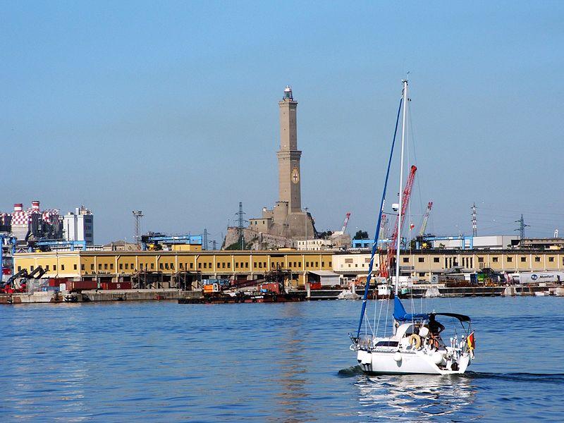 pontos turísticos de Genova