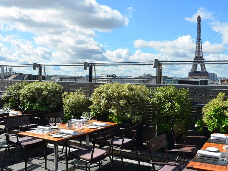 Dicas de restaurantes em Paris