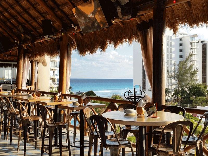 Restaurantes famosos em Cancún