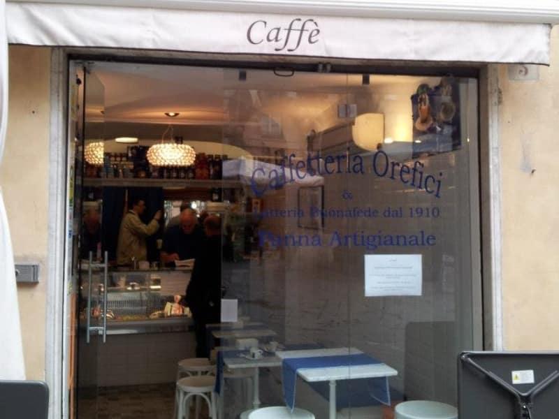 Cafés na Itália