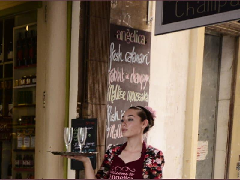 Dicas de restaurantes em Valletta