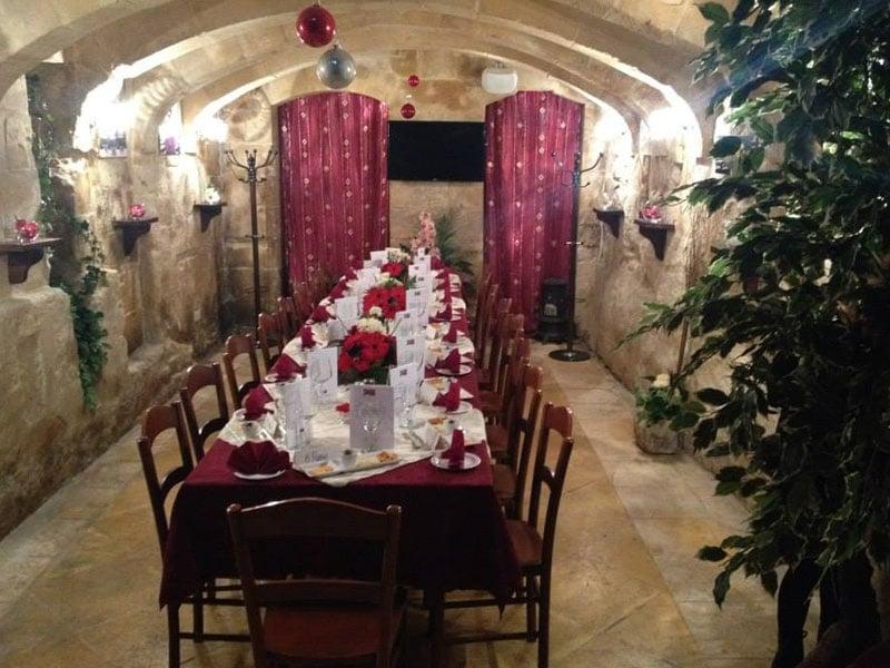 Onde jantar em Malta