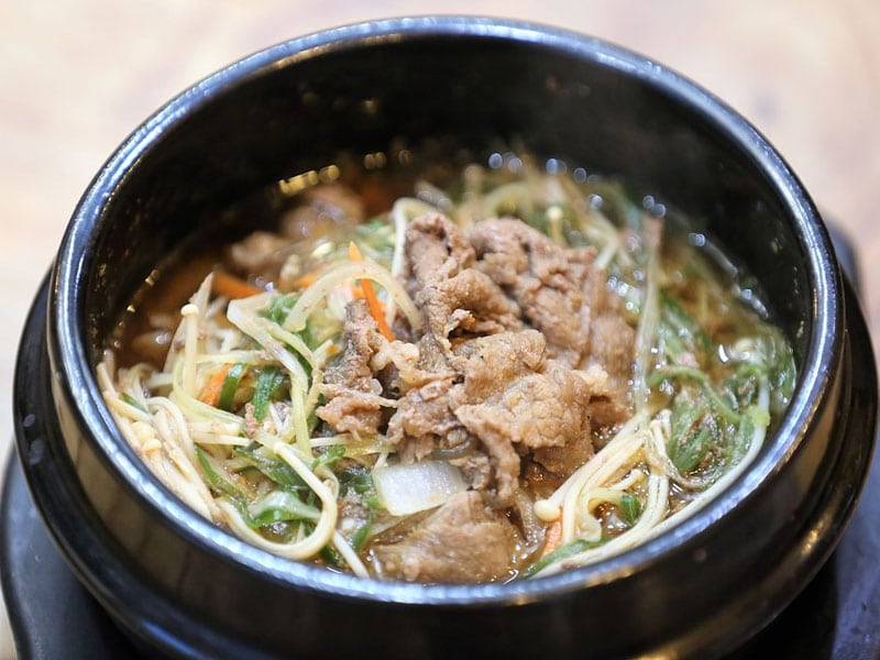Onde jantar em Seul