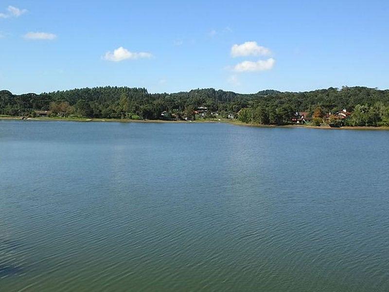 Belezas naturais em Santa Catarina