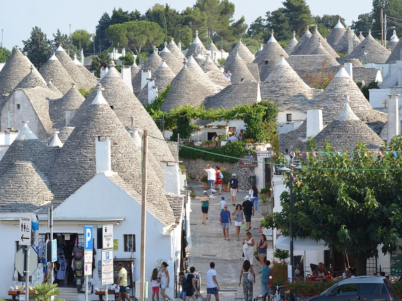 Turismo em Puglia