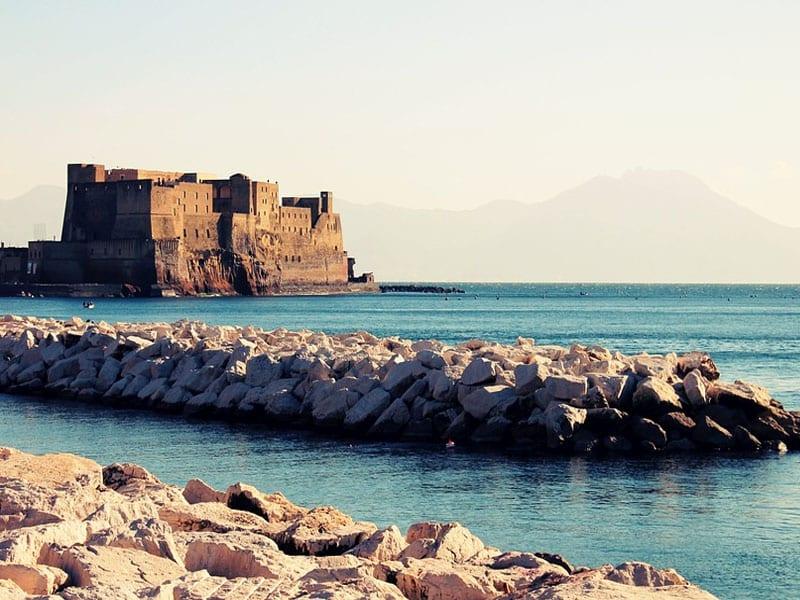 Roteiro no Sul da Itália