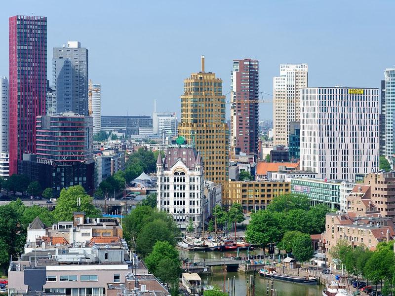 Lugares para conhecer na Holanda.