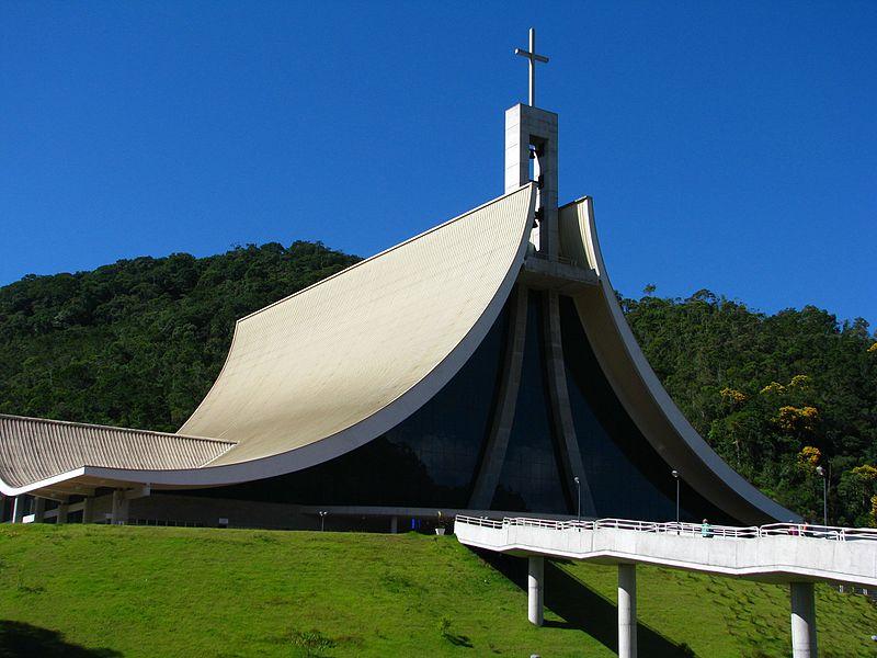 Principais destinos religiosos no Brasil