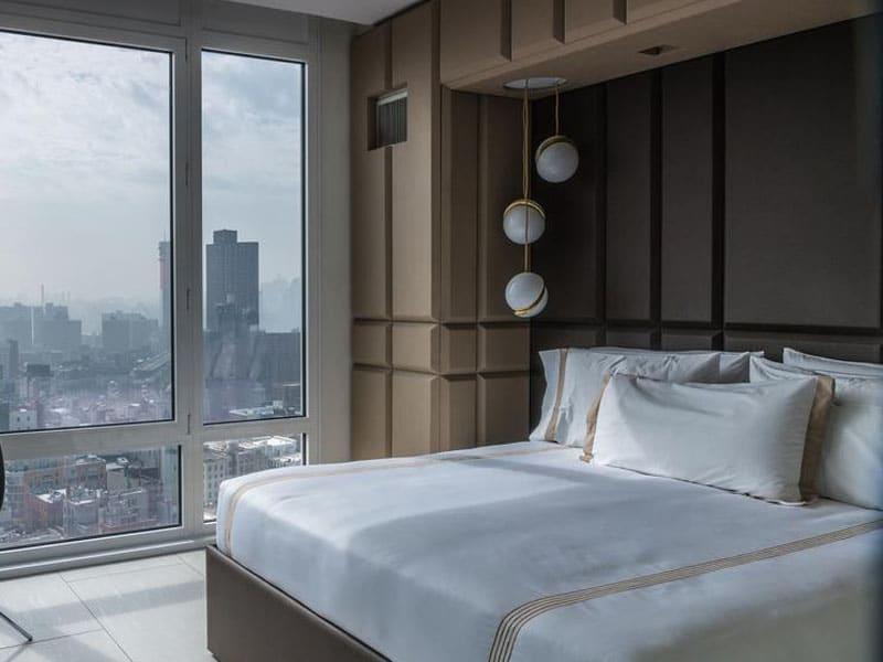 Hotéis 5 estrelas no SoHo