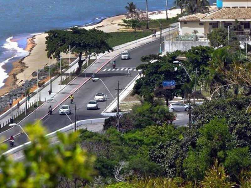 Trânsito em Porto Seguro