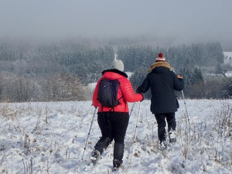 Passeios em neve em Vilnius