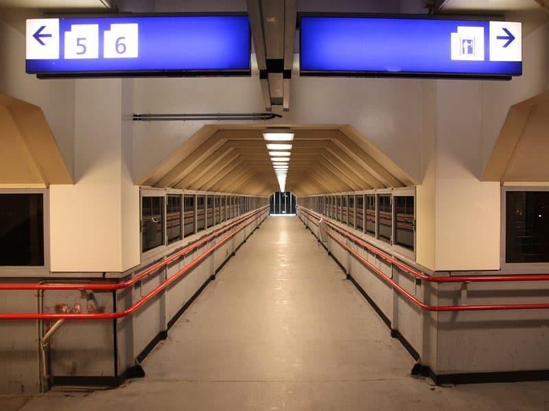 Comprar passagens de trem na Holanda