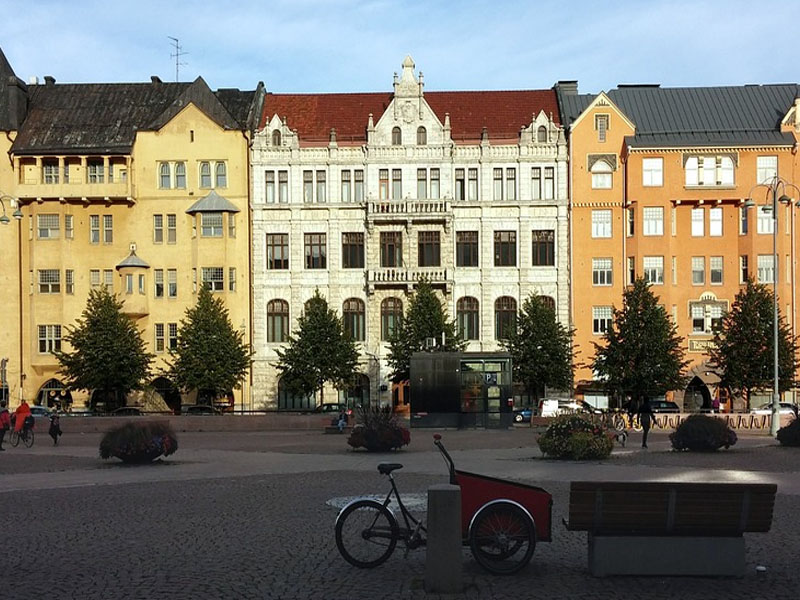 Melhores regiões de Helsinque para turistas
