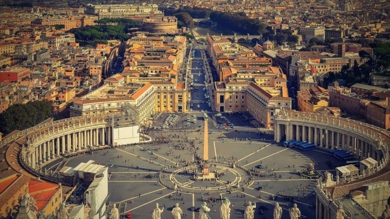 Praças de Roma mais conhecidas do mundo