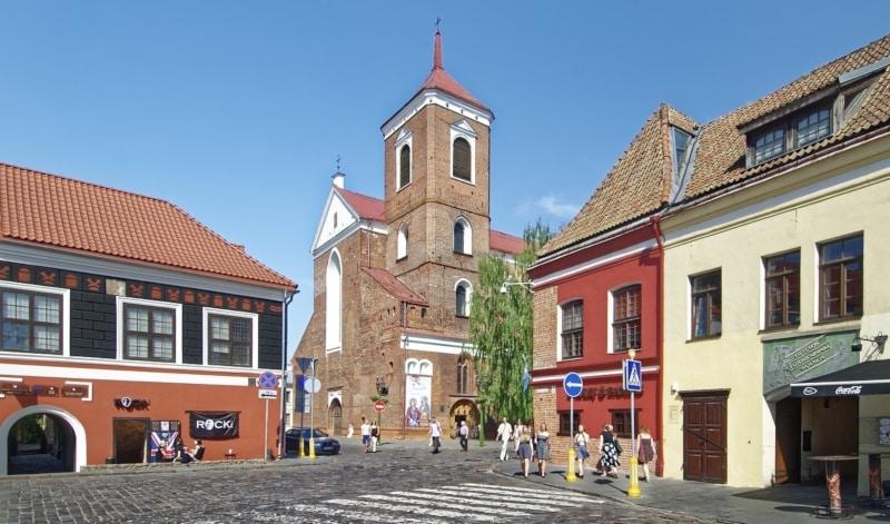 Visto para Lituânia