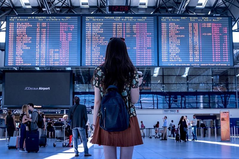 Seguro viagem atraso de voos