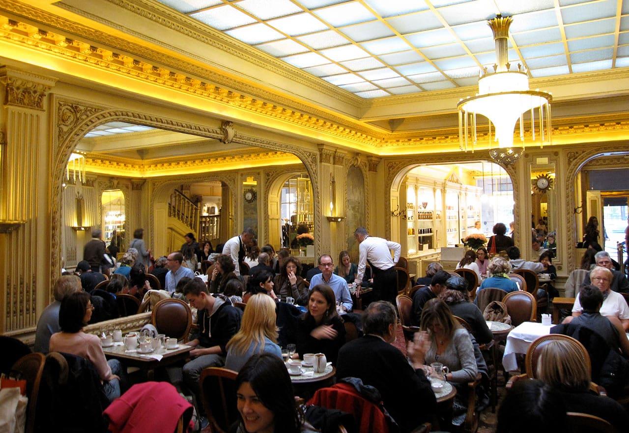 Dicas de café da manhã em Paris