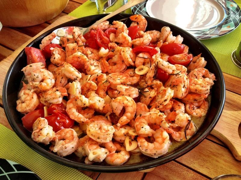 restaurantes de frutos do mar no litoral da Bahia