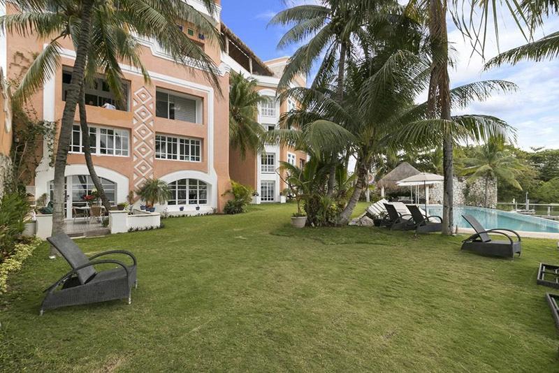 Hotel de luxo Cancun