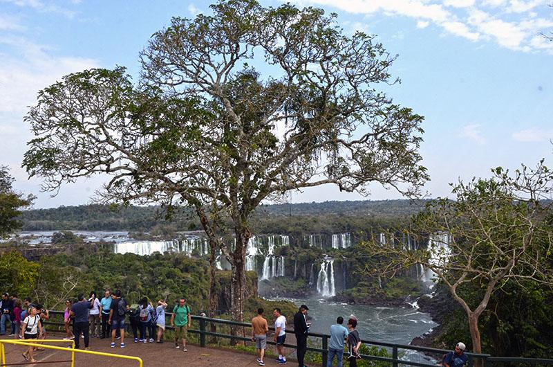 como visitar as cataratas brasileiras